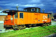 "CN ""Van"", Stouffville, ON, Canada"