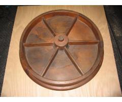 Railroad Wheel Pattern