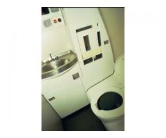 Lavatory Modules, Vacuum Toilet (4)