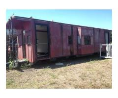 1 Used Caboose for Sale 10/23