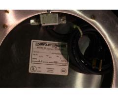 New Servolift Eastern Drop In Plate Warmer