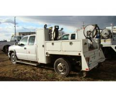 2005 Chevrolet 3500 Hy Rail Truck