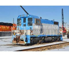 Peoria Locomotive Works 1500 HP Switcher #800