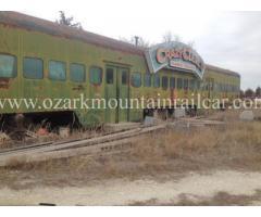 Rock Island Commuter Coach #2702