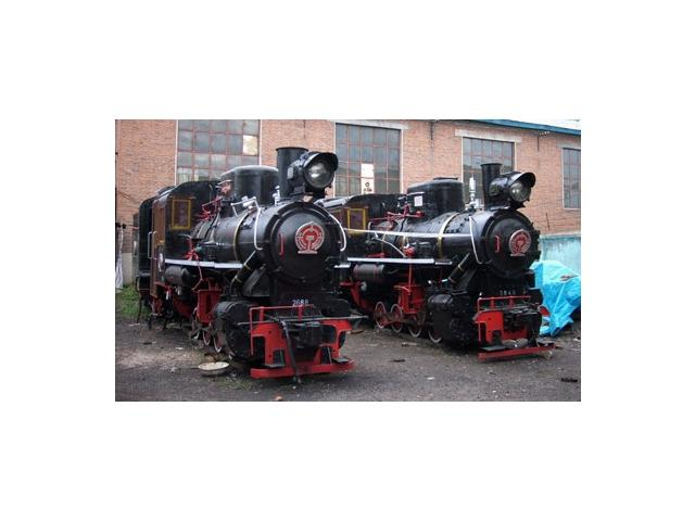 Narrow Gauge Locomotives