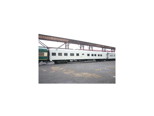 Buffet Lounge/ Observation Car For Sale