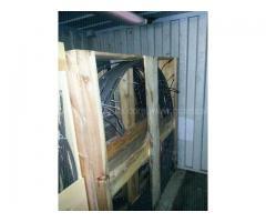 (1) Lot of rail tubular heaters