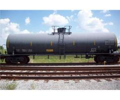 American Railcar Tank Cars For Auction
