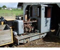 18 Inch Narrow gauge railroad and mining equipment - Idaho
