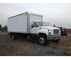 GMC C6500 Box Truck