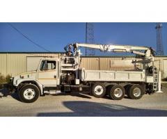 Terex CD225 Crane w/Hy Rail