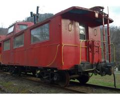 Metal Caboose , Best Offer