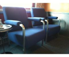 Reduced - 1950 GF lounge chairs
