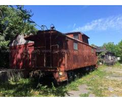 Historic Norfolk Southern Caboose