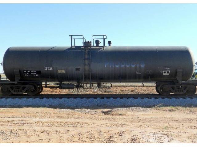 20,000 gallon Tank Car built 1/75
