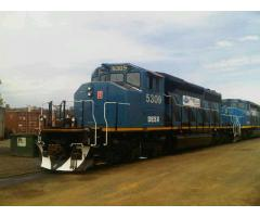 EMD SD40-2W Locomotives For Sale or Lease