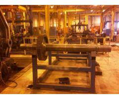 Wheelshop and Traction Motor shop Machinery For Sale