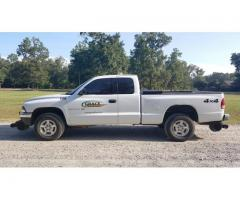 2002 Hy-Rail Dodge Dakota 4X4