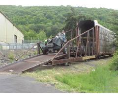 Auto Carrier unloader