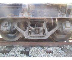 70 Ton Inplant Steel Deck Flatcar
