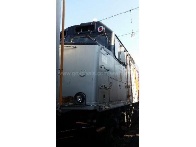 EMD F-40PH-2 Locomotive Road Number 4129