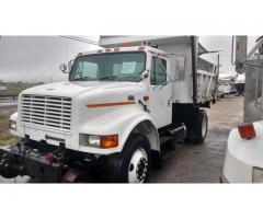 2008 FREIGHTLINER BUSINESS CLASS M2 112 GRAPPLE WITH HYRAIL