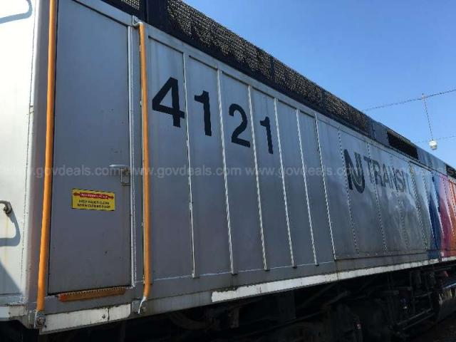 EMD F-40PH-2 Locomotive Road Number 4121