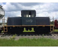 45 TON GE SWITCHER LOCOMOTIVE