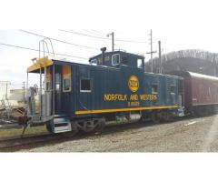 ***SOLD*** N&W C-31 Caboose Ready to Roll. Interchange Ready!