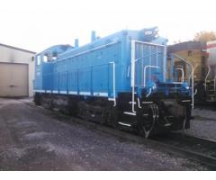 SW1200 locomotive ready for work