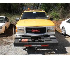 GMC Yukon 2500 4x4 w/ Hi-Rail