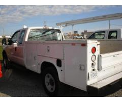 Ford F-350 Work Truck w/ Tool Box Bed