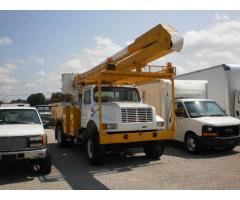 1996 International 4800 DT-466 Altec Bucket Truck