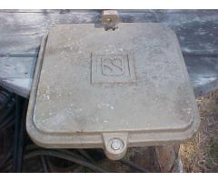 US&S Co terminal base cover door