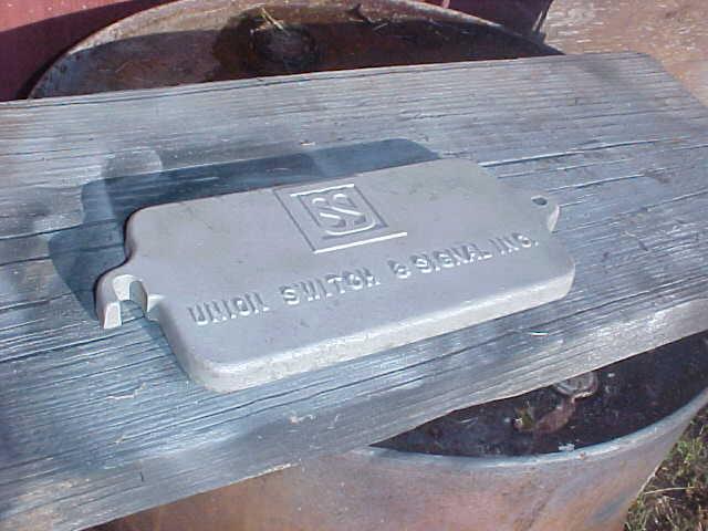 08 Intl 7400 Flash Butt Welder Hi Rail