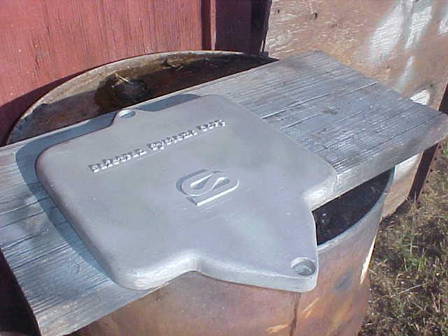 Safetran base access cover door