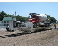 08 Intl 7400 Support Truck Hi Rail
