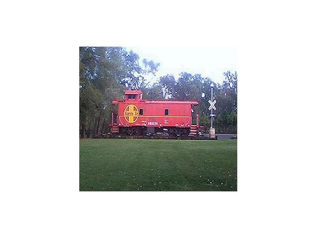 Santa Fe Caboose Northern California