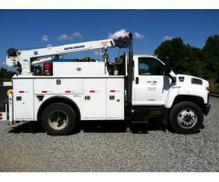 05 Chevrolet C7C042 Service Truck W/ Auto Crane 6406H