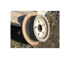 Wanted:  Hi-rail wheels